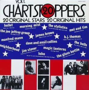 Cover - Joe Jeffrey Group: 20 Chartstoppers Vol. 1