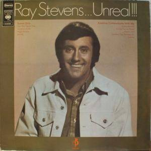 Cover - Ray Stevens: Unreal!!!
