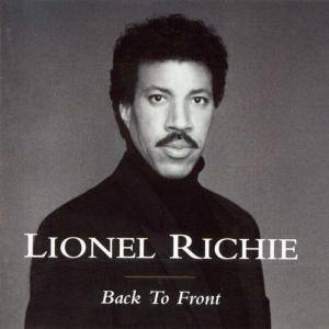 Lionel Richie: Back To Front (CD) - Bild 1