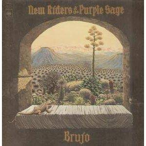 Cover - New Riders Of The Purple Sage: Brujo