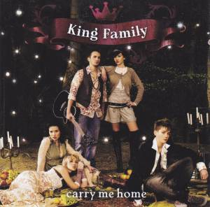 Cover - King Family: Carry Me Home