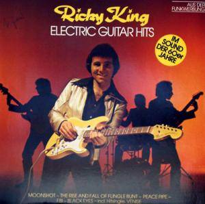 Cover - Ricky King: Electric Guitar Hits