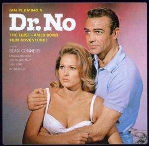 Monty Norman: Dr. No - Cover