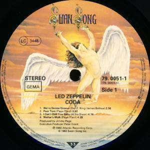 Led Zeppelin: Coda (LP) - Bild 3
