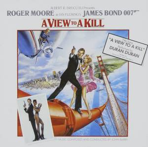 John Barry: View To A Kill, A - Cover