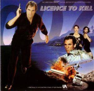 Licence To Kill - Cover