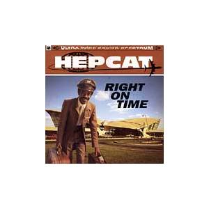 Cover - Hepcat: Right On Time