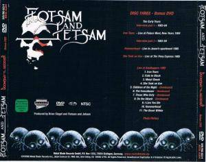 Flotsam And Jetsam: Doomsday For The Deceiver (2-CD + DVD) - Bild 5
