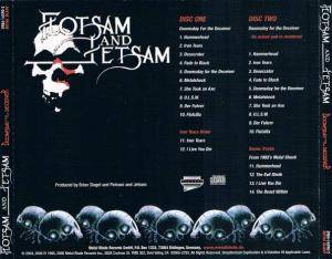 Flotsam And Jetsam: Doomsday For The Deceiver (2-CD + DVD) - Bild 7