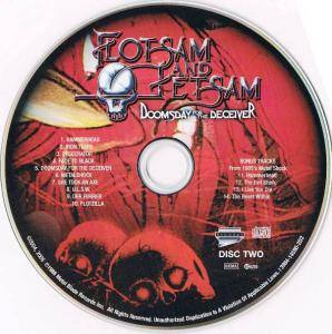 Flotsam And Jetsam: Doomsday For The Deceiver (2-CD + DVD) - Bild 9