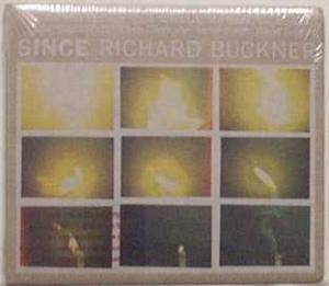 Cover - Richard Buckner: Since