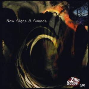Zillo Scope New Signs & Sounds 2000/03 - Cover