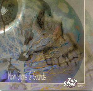 Zillo Scope New Signs & Sounds 2001/02 - Cover