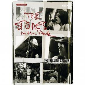 The Rolling Stones: Stones In The Park, The - Cover
