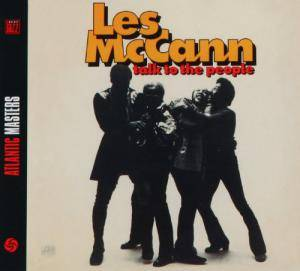 Cover - Les McCann: Talk To The People