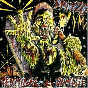 Skitzo: Terminal Damage - Cover