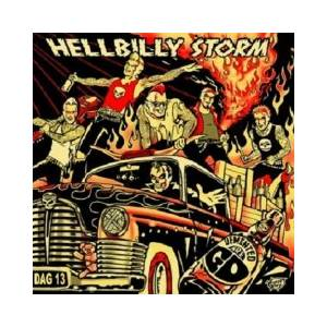 Demented Are Go: Hellbilly Storm (CD) - Bild 1