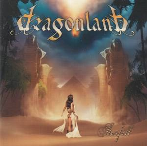 Dragonland: Starfall - Cover