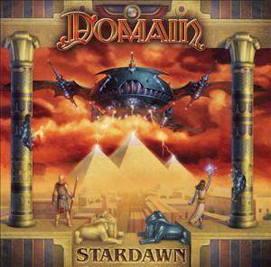 Cover - Domain: Stardawn