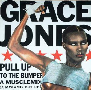 Grace Jones: Pull Up To The Bumper - Cover