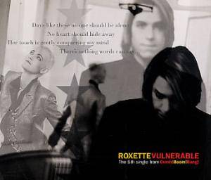 Roxette: Vulnerable - Cover