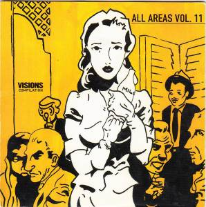 Visions All Areas - Volume 011 - Cover