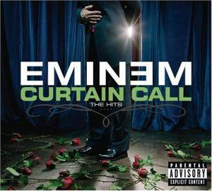 Eminem: Curtain Call - The Hits - Cover