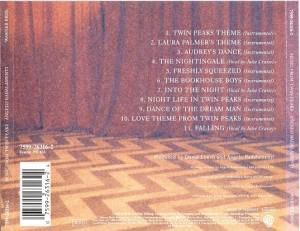 Angelo Badalamenti: Music From Twin Peaks (CD) - Bild 3