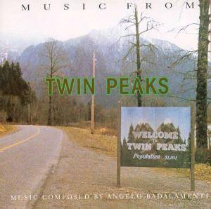 Angelo Badalamenti: Music From Twin Peaks - Cover