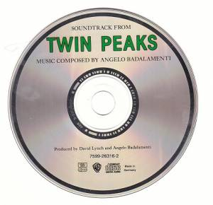 Angelo Badalamenti: Music From Twin Peaks (CD) - Bild 4
