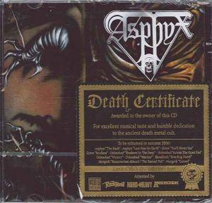 Asphyx: The Rack (CD) - Bild 2