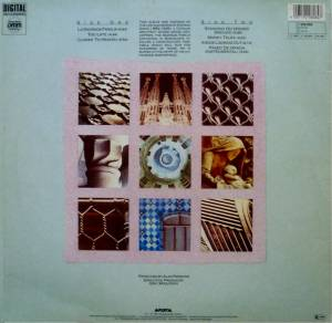 The Alan Parsons Project: Gaudi (LP) - Bild 2