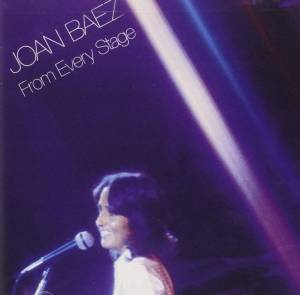 Joan Baez: From Every Stage - Cover