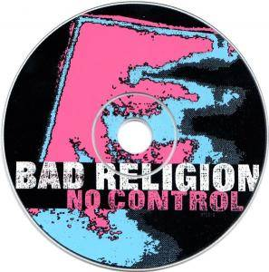 Bad Religion: No Control (CD) - Bild 5