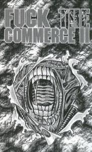 Fuck The Commerce II - Cover