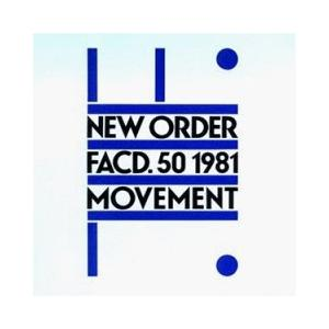 New Order: Movement - Cover