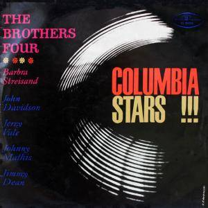 Cover - Jerry Vale: Columbia Stars