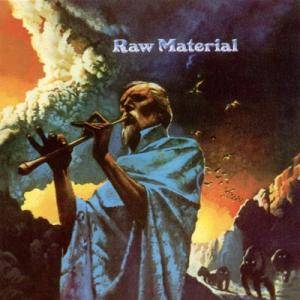 Raw Material: Raw Material - Cover