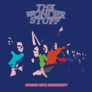 Cover - Wonder Stuff, The: Cursed With Insincerity