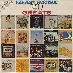 Harvest Heritage: 20 Greats - Cover
