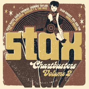 Stax Chartbusters Volume 2 - Cover
