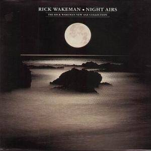 Rick Wakeman: Night Airs - Cover