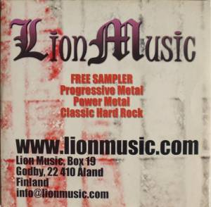 Cover - Section A: Lion Music - Free Sampler