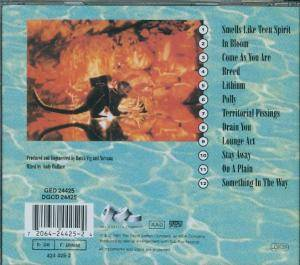 Nirvana: Nevermind (CD) - Bild 2