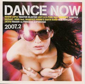 Cover - Brisby & Jingles: Dance Now 2007.2