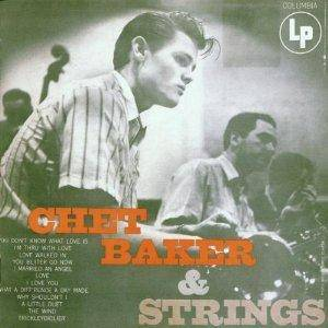 Cover - Chet Baker: Chet Baker & Strings