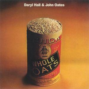 Daryl Hall & John Oates: Whole Oats - Cover