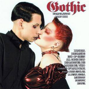 Gothic Compilation Part XXX - Cover