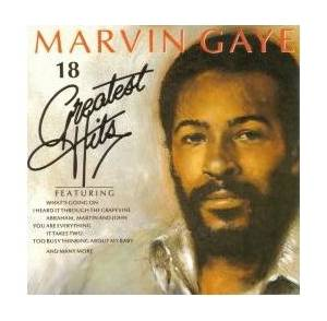 Cover - Marvin Gaye & Kim Weston: 18 Greatest Hits