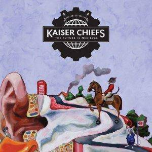 Cover - Kaiser Chiefs: Future Is Medieval, The